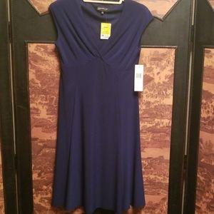NWT Jones New York Empire Dress, Size 4